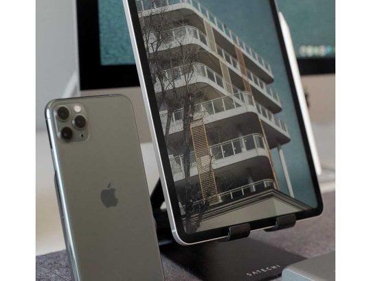 iPad and iPhones pro