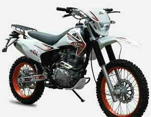 Cross motorcycle dirt bikes 250cc for adult in stock