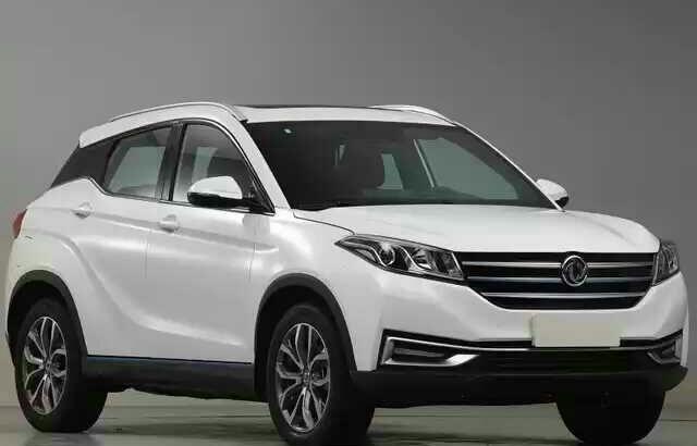 Mid-range intelligent new-energy electric SUV car