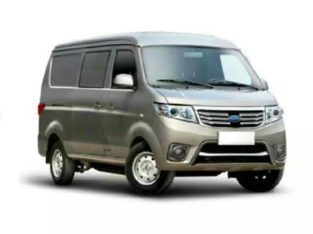 7 seats new pure electric van passenger