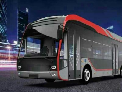 electric city bus 12m for sale