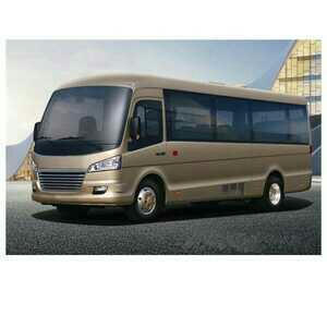 7.5 meter Luxury Mini Bus/Long Distance Mini Bus/Electric Tourism Mini Bus