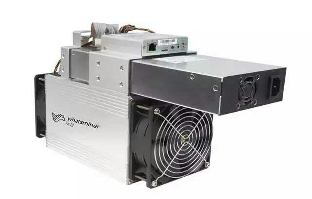 MicroBT pre-order high daily profit Bitcoin mining Machine M21S 56t MicroBT Whatsminer Asic