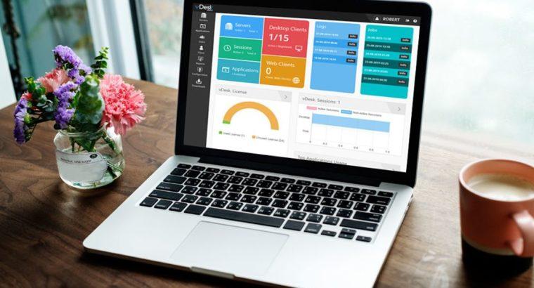 Secure Cloud Daas & Managed Desktop Services