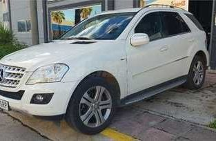 MERCEDES-BENZ Clase M ML 320 CDI Edition 10 5p.