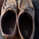 Brown clarks size 5.5
