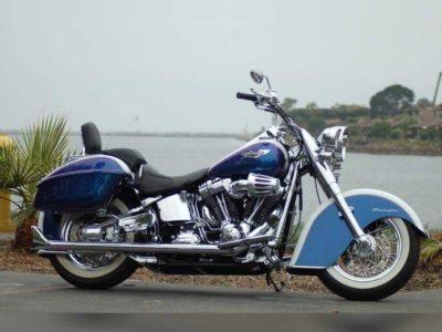 2010 Harley-Davidson® FLSTN – Softail® Deluxe