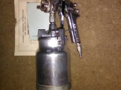 Pro DeVilBiss AIR Sprayer' 1.3mm Tip. New Condition $   65.00