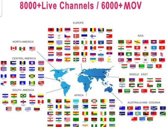 Nettv pro Iptv service  subscription 1  jear full package