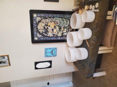 Quartz Crystal Singing Bowl Set New