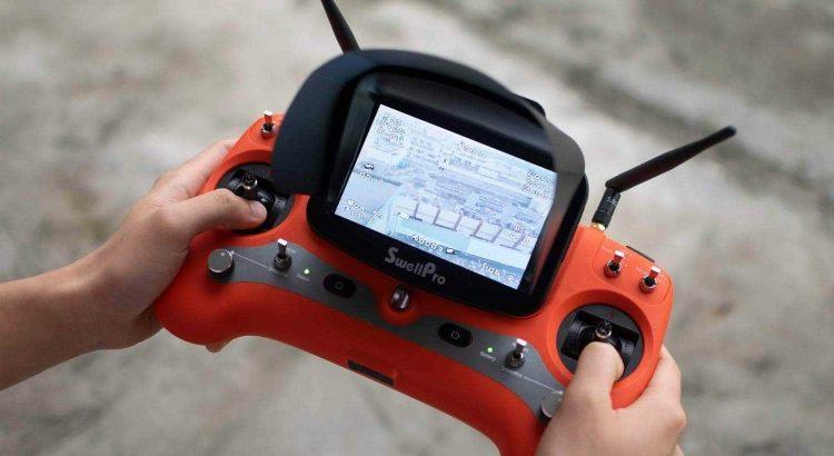SwellPro SplashDrone 3+ controller