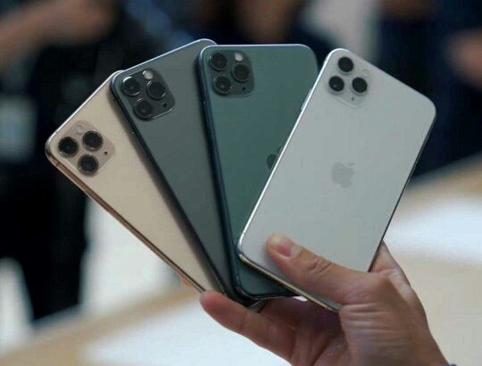 The iPhone 11 Pro and Pro Max feature Intels modems with Gigabit-class LTE, 4×4 MIMO, and LAA for sp