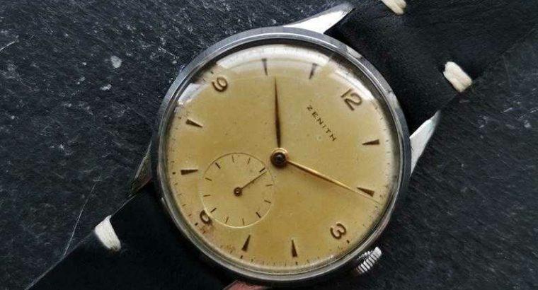 Vintage Zenith men's watch