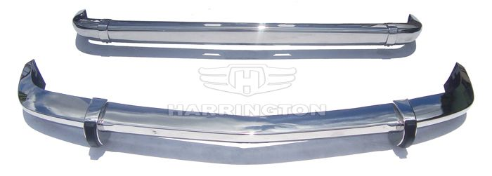 BMW 02 Series Bumpers pre 1971