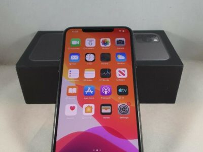 Apple iPhone 11 Pro Max – 64GB Space Gray (Unloced