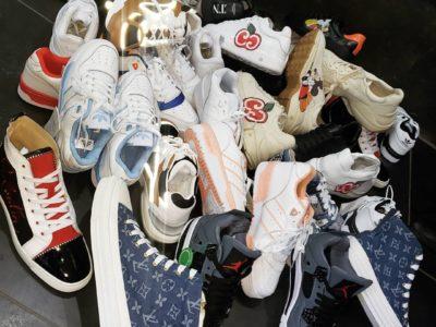 lui vuiton sneakers