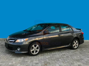 Fairly used 2011 Toyota Corolla Sport for sale