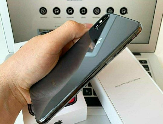 iPhone X 256GB spacegray (second)