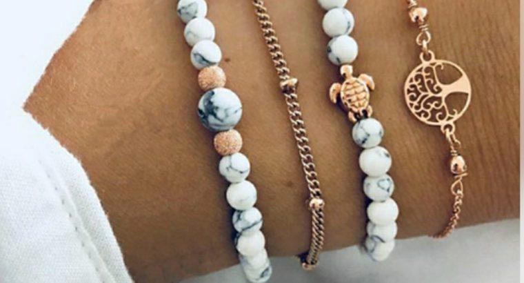new bracelet set