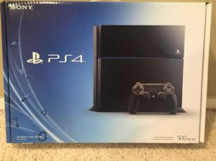 PlayStation 4 (PS4) 500GB