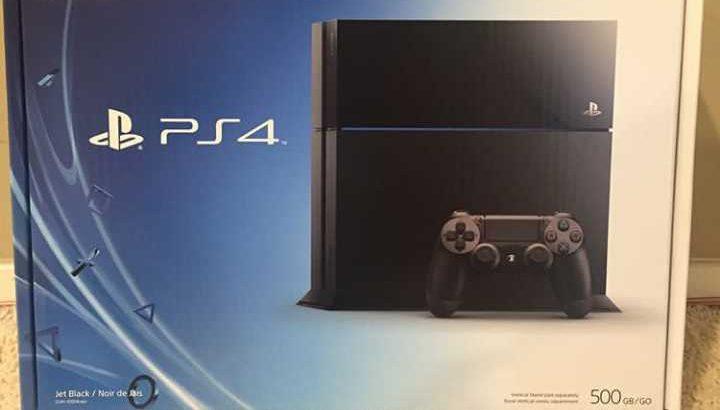 PlayStation 4 (PS4) 500GB