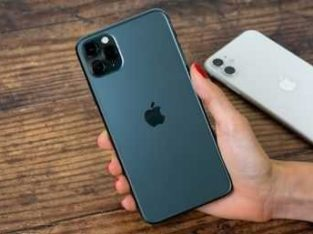 iPhone 11 pro max, still very new on sale.