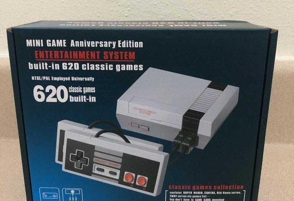 Mini Classic 620 games