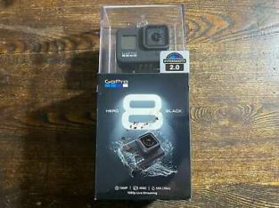BRAND NEW GOPRO HERO 8 BLACK