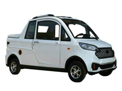 Hot sales 4 wheel High quality cheap electric truck electric pick up