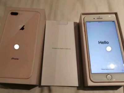 IPhone 8+ for sell and good rate…