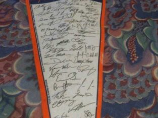 broncos real life signature sign
