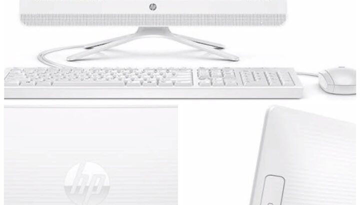 HP ALL IN ONE PC 20-C210