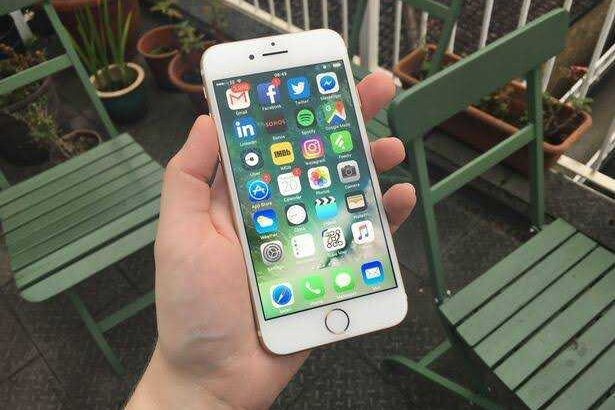 Used iPhone 7 giveaway