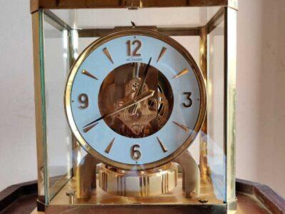 Antique & Rare Le Coultre Atmos Watch.