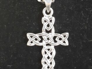 Men's celtic Corss Necklace