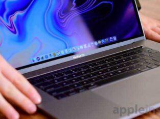 Apple Mac book 2018