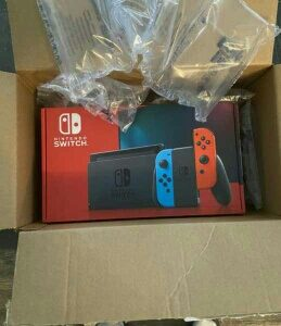 Brand New Nintendo Switch