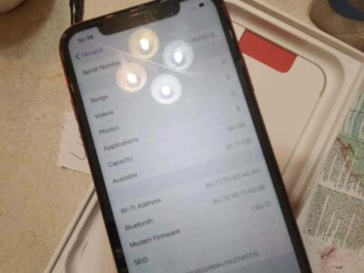 Fairly Used iPhone 11 Pro