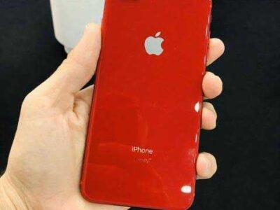 Fairly Used iPhone 8plus