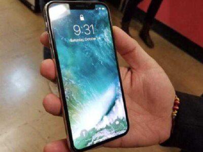 Fairly Used iPhone X