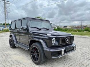 Mercedes Benz G wagon G63