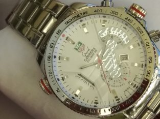 MUST SEE! Tag Heuer GRand Carrera watch