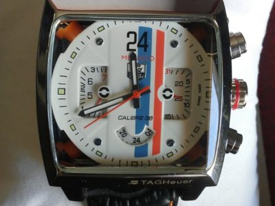 FINAL SALE! New Tag Heuer Monaco watch $150 o.b.o
