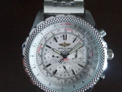 MUST SEE! Automatic Breitling f/Bentley watch