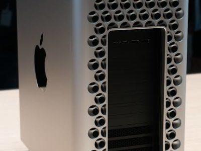 Mac pro (24-Core) gray
