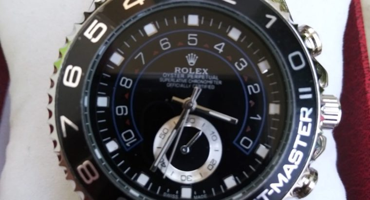 MUST SEE! New Rolex Yachtmaster II watch