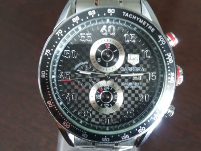 MUST SEE! New Tag Heuer Carrera watch automatic