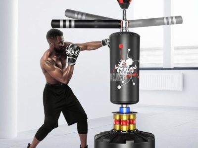 Floor Standing Punching Bag