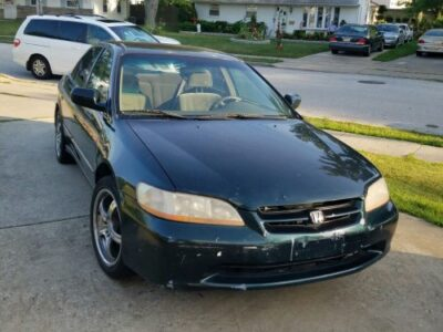 Used Honda Accord LX '00