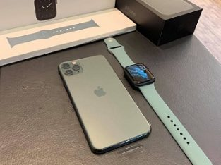 Apple Iphone 11Pro Max 512gb /Apple watch series 5